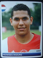 Panini 354 Hedwiges Maduro Ajax Amsterdam UEFA CL 2006/07