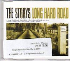(EK660) The Storys, Long Hard Road - 2008 DJ CD