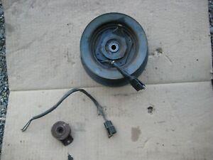 John Deere 110 112 - electric pto clutch, '73-74, #2