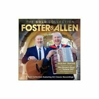 NEW and Sealed Foster and Allen The Gold Collection CD