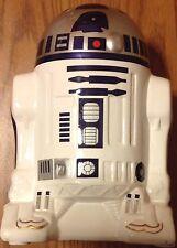 "Star Wars R2D2 Ceramic Coin Bank 8"""