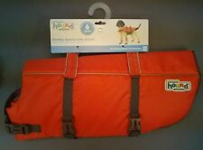 Outward Hound Ripstop X-Large Granby Dog Pet Life Jacket Preserver Orange Swim