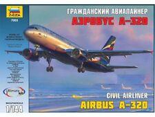 1/144 ZVEZDA A-320 Airliner 7003 model kit NEW!