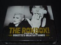 Roxbox: A Collection of Roxette's Greatest by Roxette (4CD BOX SET, Feb-2015)