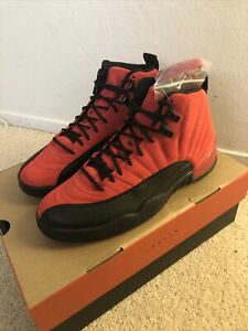 "Air Jordan 12 ""Reverse Flu Game"""