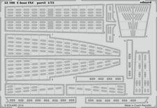 Eduard 1/72 TIPO IXC Submarino PARTE 3 #53108