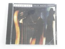 KEVIN LEE - TRULY MADLY DEEPLY - RARE OZ HARP CD