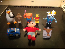 Lovely Old Mcdonalds/Burger King Fast Food Toys In Good Clean Condition
