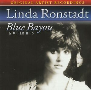 Linda Ronstadt Blue Bayou & Other Hits CD