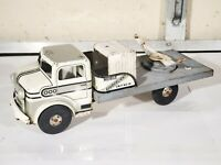 Marx Vintage Pressed Steel Mobile Searchlight Unit No. 14 Truck