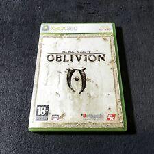 xBox 360 The Elder Scrolls IV ~ Oblivion ~ FRA état correct