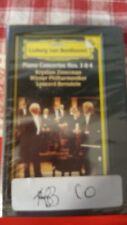 dcc cassette Beethoven 3&4