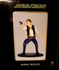 Star Wars Attakus Han Solo Classic Statue New from 2003