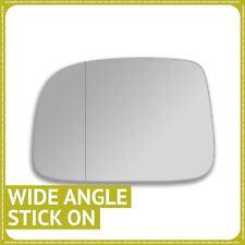 Isuzu D-Max Mk1 2002-2014 left passenger side wide angle mirror glass 551LAS
