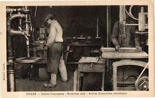 CPA  Thiers - Usines Vaucanson -Navarron ainé -Atelier d'entrtien ... (244602)