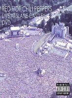 Red Hot Chili Peppers - Live at Slane (DVD, 2003) DISC IS MINT
