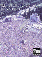 Red Hot Chili Peppers - Live at Slane (DVD, 2003) -Combined Shipping Available