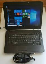 Dell Latitude E5420 Core i5-2520M 2.50Ghz 4GB RAM 128 SSD WIFI WEBCAM BLUETOOTH