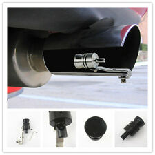 Auto Exhaust Muffler Pipe Whistle Turbo Sound Simulator Whistler Kits Universal
