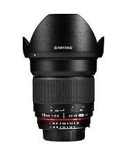 Samyang 16mm f/2 CS MF AS UMC ED Lens For Canon FREE SHIPPING CHEAPEST