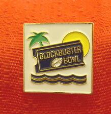 Ncaa Blockbuster Bowl Logo Pin