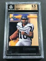 COLIN KAEPERNICK 2011 UPPER DECK LEGENDS #84 ROOKIE RC ALL BGS 9.5 10 SUBS (B)