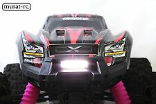 LED Light Bar Front For Traxxas X-MAXX waterproof by murat-rc