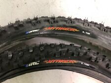 Set Of Front & Rear IRC Mythos XC MTB Mountain Bicycle Bike Tires 26 x 2.10 New