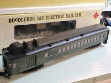Aristocraft ART-21209 Doodlebug Gas Electric Rail Car DENVER RIO GRANDE WESTERN
