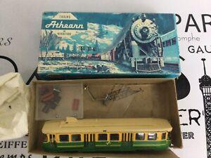 Athearn locomotive