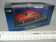 1/43-AUTOART #50101-ALFA ROMEO 1750 GT VELOCE-RED