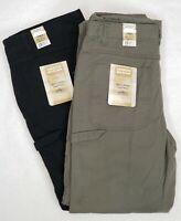 Oakwood Mountain Smiths Mens Carpenter Fleece Lined Insulated Pants New
