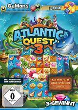 Atlantic Quest (III) 3 (Gamons) Pc New + Ovp