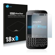 18x Film Protection écran pour Blackberry Classic Q20 Protecteur
