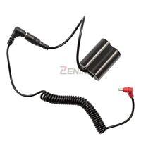 Lanparte EN-EL15 Power Coupler DC Dummy Battery Pack For Nikon D600 D800 D7000