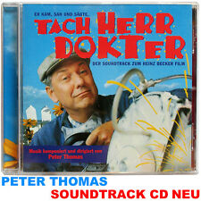 Peter Thomas-BUONDI signor dokter-COLONNA SONORA CD NUOVO-out of print