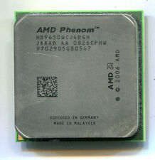 AMD Phenom X4 9650 socket AM2+ CPU HD9650WCJ4BGH 2.3 GHz quad core  95W