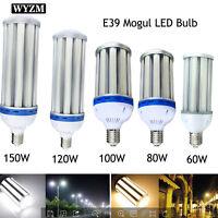 60W 100W 120W Corn Led Light Bulb Equivalent 400 -1000Watt Large E39 Mogul Screw