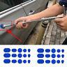 30pcs Car Body Dent Removal Pulling Tabs Paintless Repair Tools Glue Puller Tabs