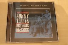 SONNY TERRY & BROWNIE MCGHEE - THE ESSENTIAL 2CD SET (CD ALBUM) BLUES