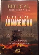 Biblical Collector's Series: Biblical Armageddon (DVD) NEW SEALED