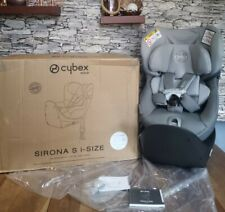 Cybex Sirona S i-Size 360°spin Group 0+/1  Car Seat with SensorSafe