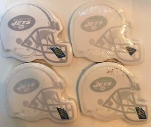 *4-PACK* New York Jets Sport Notes Post-Its Post It Pad of 100 Notepad Sticky