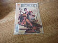 Damsels #4 (2012 Series) Dynamite Comics Nm