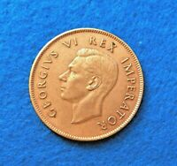 1942 South Africa Penny - Fantastic Coin - SEE PICS