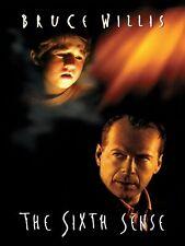The Sixth Sense Dvd (Widescreen) w/ Bruce Willis, Haley Joel Osment - New