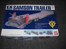 Bandai Gundam EX model kit 1/144 Zeon Samson Trailer MIB NEW