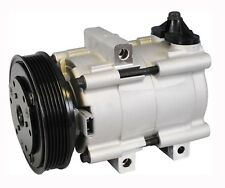 For Ford Focus L4 2003-2007 A/C Compressor and Clutch Denso 471-8155