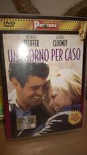 """FILM IN DVD : """"UN GIORNO PER CASO"""" - Commedia, USA 1996"""