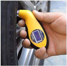 Pressure Gauge Universal Tire Tyres Digital LCD Monitor System TOMS Sensor